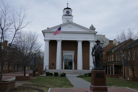 ‪Old Court House Civil War Museum‬