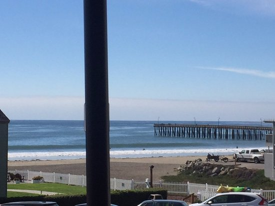 Cayucos, CA: Didn't want to leave
