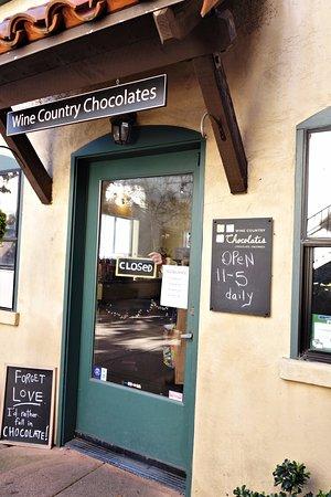 Glen Ellen, CA: Entrance