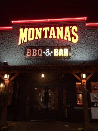 Orangeville, Kanada: Welcome to Montana's