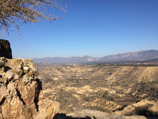 Quicena, España: Vista lá de cima