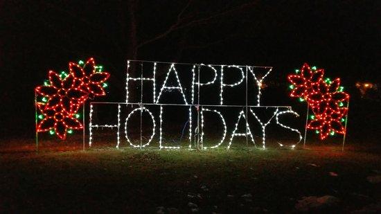 Montgomery, Nova York: Christmas 2016, Main Enturance