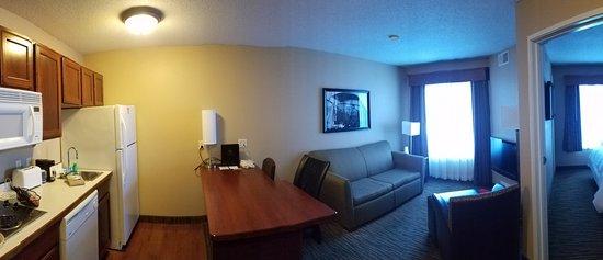 Eau Claire, Wisconsin: Jacuzzi king suite