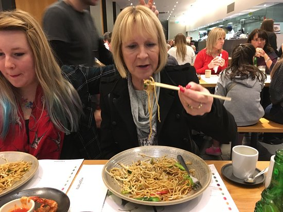 Wagamama Picture