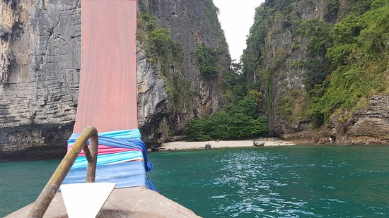 Andaman Camp and Day Cruise: Playa para nosotros solos
