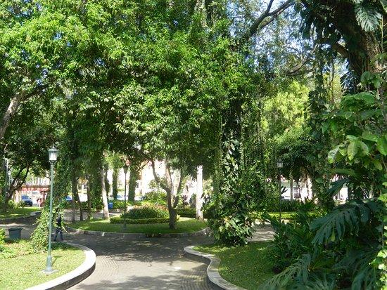 San Jose Metro, Costa Rica: parque