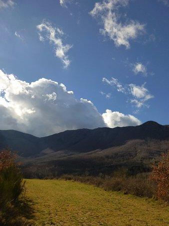 Viladrau, España: La ruta hacia el Castanyer
