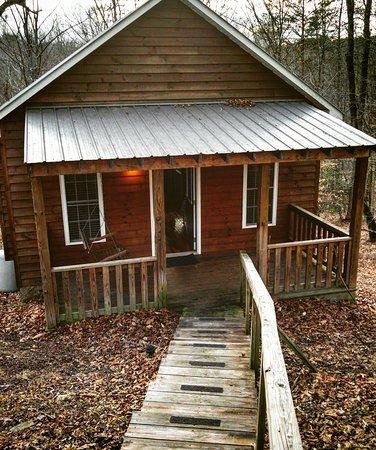 Elkin, NC: Frog Holler Cabins