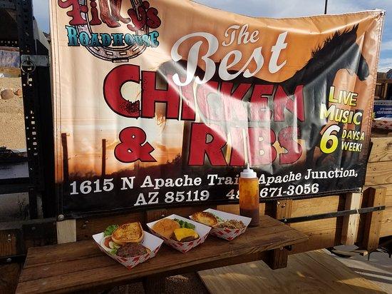 Filly S Restaurant Apache Junction
