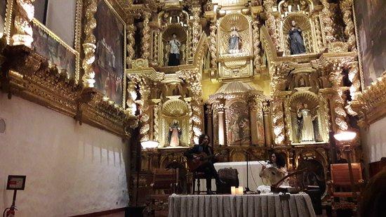 Capilla San Antonio Abad