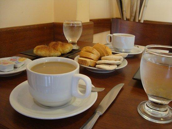 Urdinarrain, Argentina: Desayuno