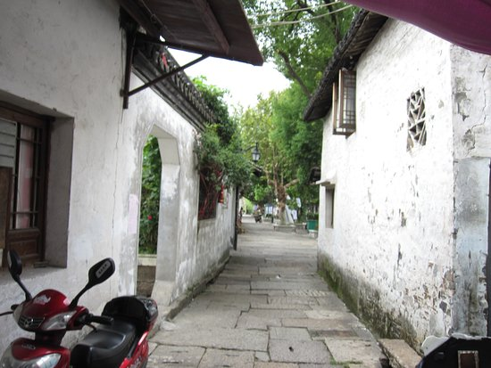 Shaoxing, Chine : entrance?