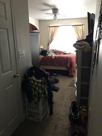 Maumelle, AR: L'ingresso e la stanza
