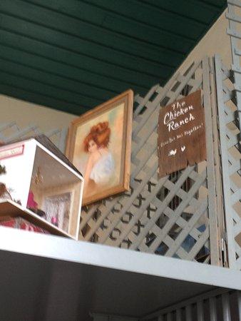 La Grange, TX: The Chicken Ranch display