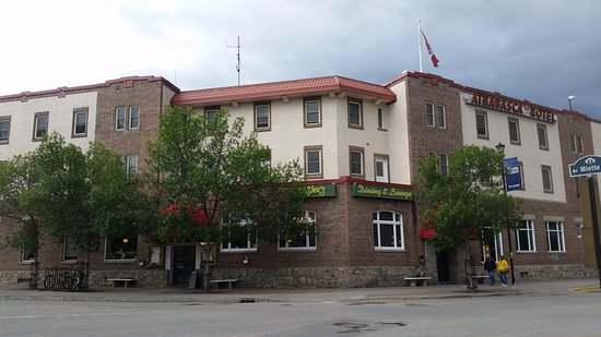 Athabasca Hotel Foto