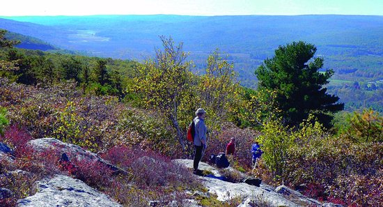 Fort Lee, NJ: Long Path Shawangunk Ridge Wurtsboro Jakob Franke