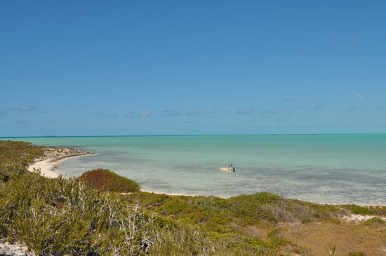 South Caicos: From Long Cay