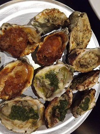 Littleton, CO: Trio of Oysters