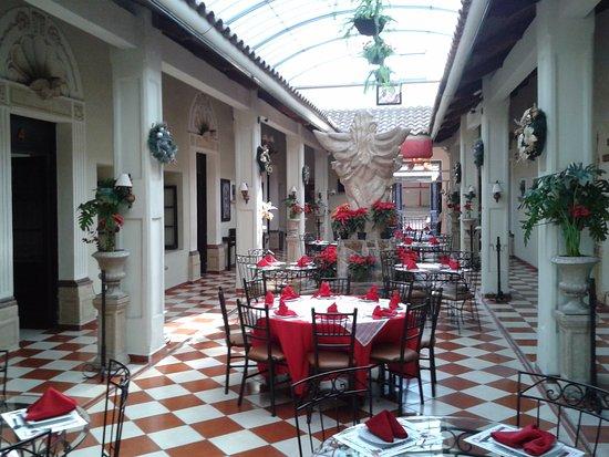 Hotel Colonial San Miguel Restaurante