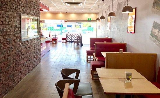 Napier Cafe Breakfast