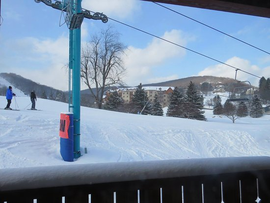 Ellicottville, Estado de Nueva York: Liftside at the Inn at Holiday Valley