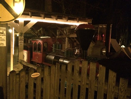 Williamston, NC: Night photos of Deadwood