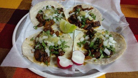 Elgin, Carolina del Sur: Al pastor tacos