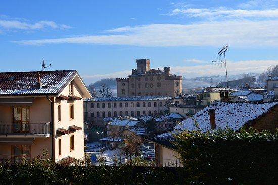 Il castello di Barolo