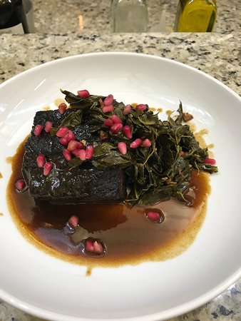 Candler, Carolina del Norte: Culinary experience at The Farm Kitchen