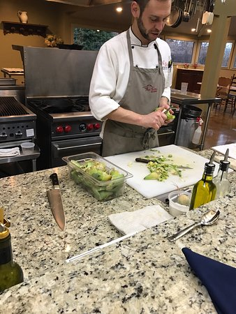 The Farm Cabins & Cottages: Culinary experience at The Farm Kitchen