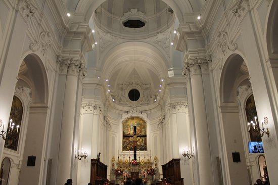 Ischia Porto, Włochy: Cattedrale di Santa Maria Assunta interno
