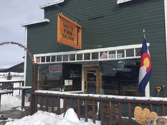 South Park Saloon - Alma, Colorado