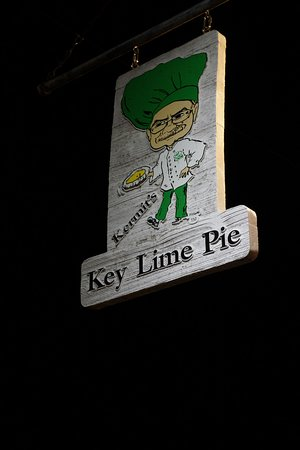 I love their Key Lime pie and salad dressings