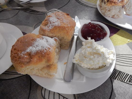 Alfriston Cream Tea