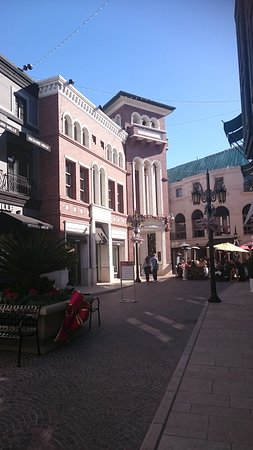 Beverly Hills, Califórnia: rodeo drive