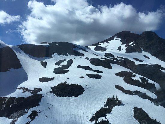 Campbell River, Canadá: Comox Glacier