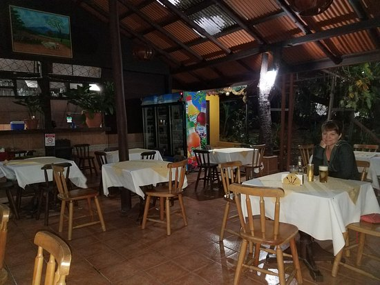 Atenas, Costa Rica: We had the place to ourselves