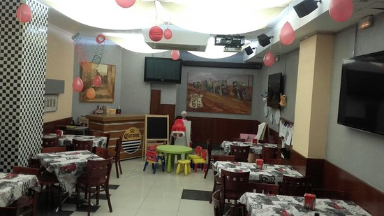 Restaurante cars san sebasti n de los reyes fotos for Restaurante italiano san sebastian de los reyes
