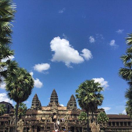 Raffles Grand Hotel d'Angkor Resmi