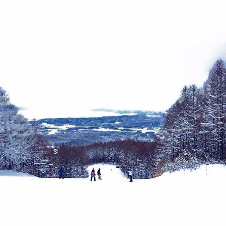 Bandai-machi, Japón: スキー場