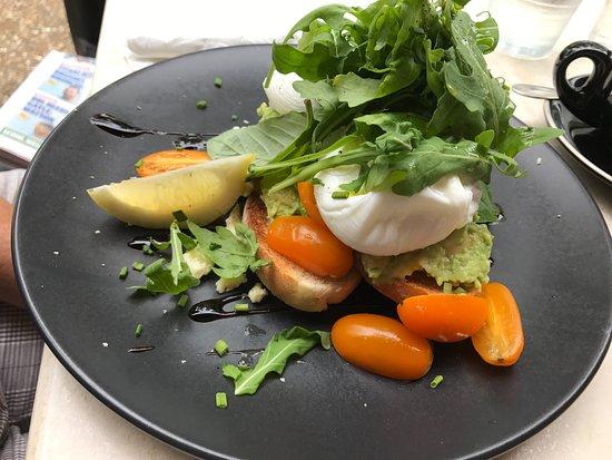 Palm Beach, Australia: Breakfast Bruschetta