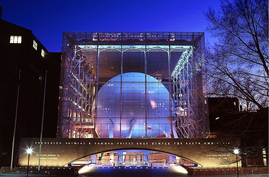 American Museum Of Natural History Space Show Review
