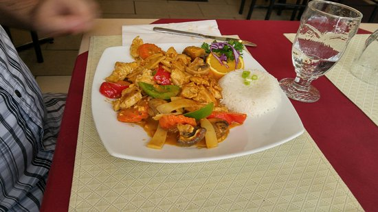Saint Jerome, Canada: Restaurant Cambodiana