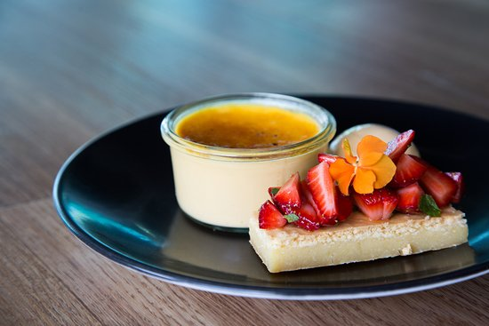 Arborio Restaurant, Cafe & Bar: Brulee