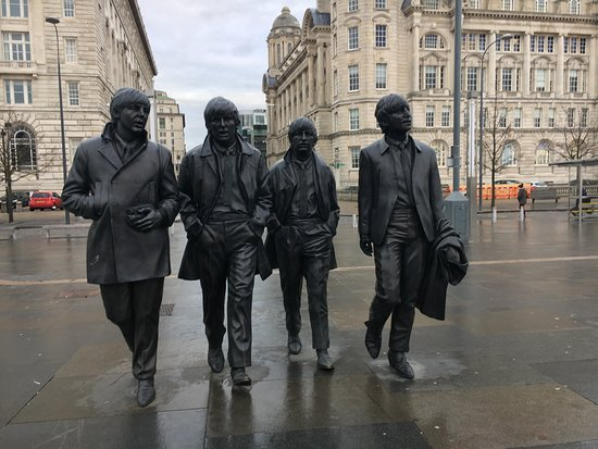 The Fab Four Beatles Tour