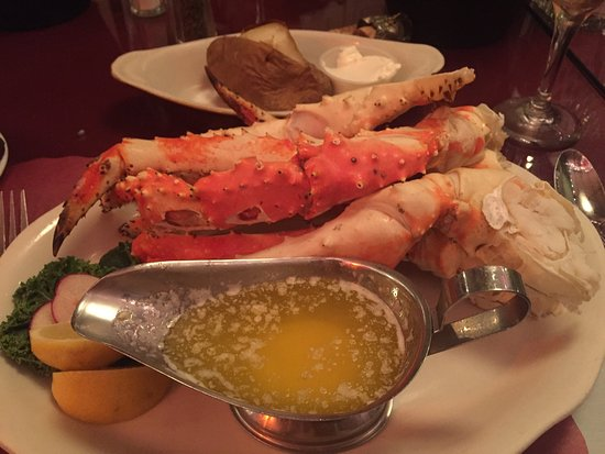 Southampton, Estado de Nueva York: Best Alaskan king crab legs!