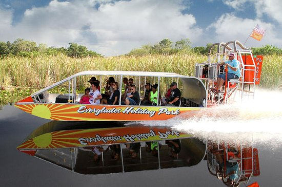 Everglades Airboat and Gator Boys...