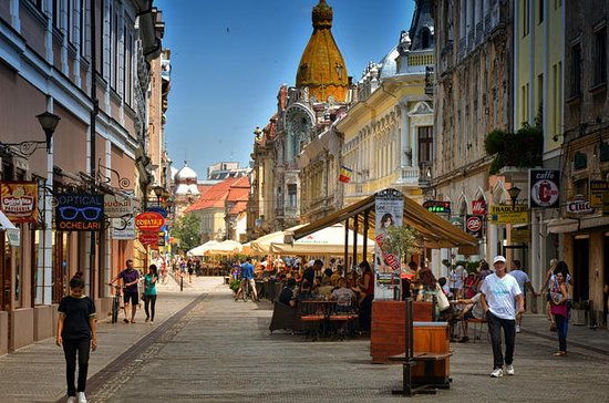 3-Hour Cultural Walking Tour of Oradea