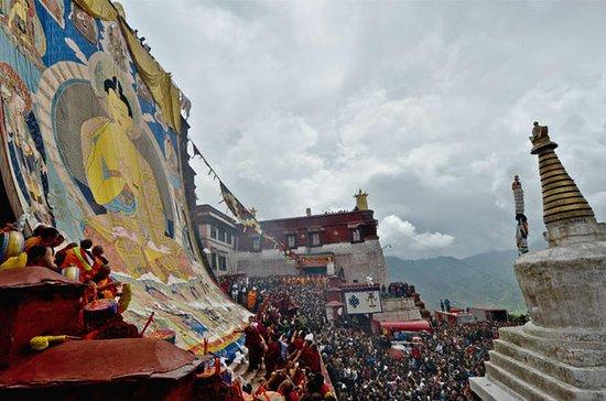 4-Night Lhasa and Ganden Monastery