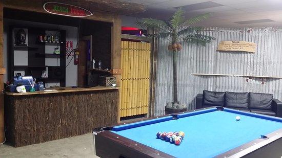 Whangarei, New Zealand: reception area